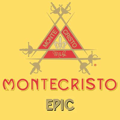 Montecristo Epic Toro 5 Pack