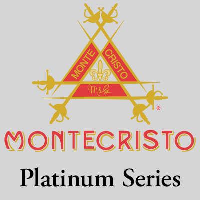 Montecristo Platinum Churchill 5 Pack