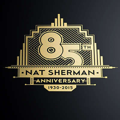 Nat Sherman 85th Anniversary