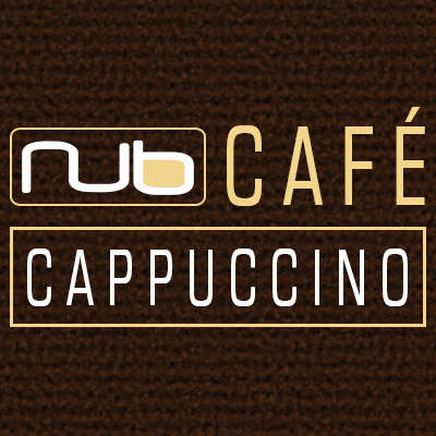 Nub Cafe Cappuccino Single Roast 354 10 Pack - CI-NCP-354N10PK - 400