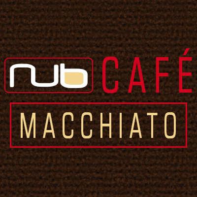 Nub Cafe Macchiato Tubo 5 Pack - CI-NMA-TUBN5PK - 400