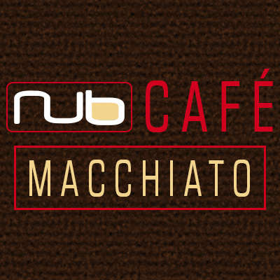 Nub Cafe Macchiato Tubo 5 Pack