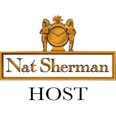 Nat Sherman Host Hobart Logo
