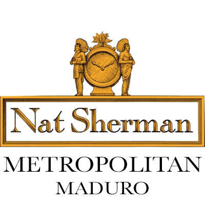 Nat Sherman Metropolitan University Logo