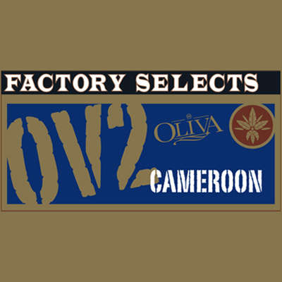 Oliva Factory Selects Cameroon Petite Corona 5 Pack - CI-OFC-PETN5PK - 75