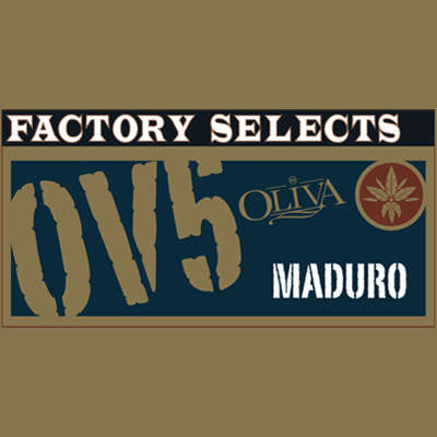 Oliva Factory Selects Maduro