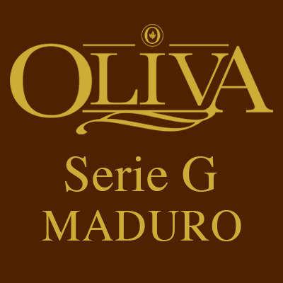 Oliva Serie G Maduro Churchill Logo