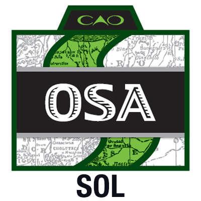 CAO OSA Sol Logo