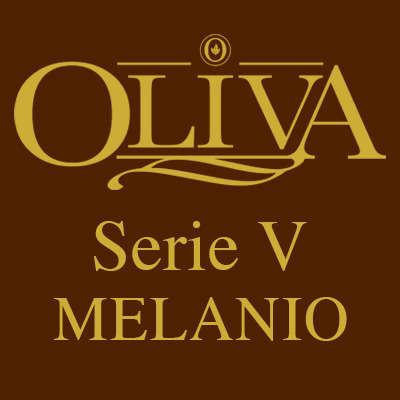 Oliva Serie V Melanio Double Toro 5 Pack