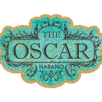 The Oscar Habano Robusto Logo