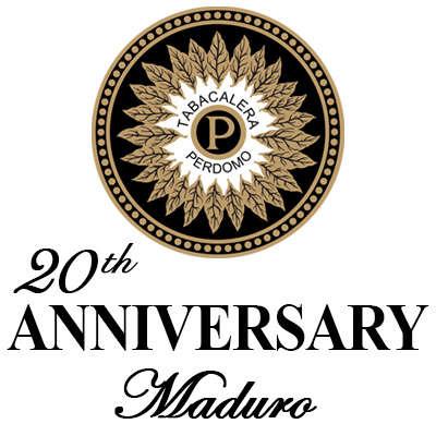 Perdomo 20th Anniversary Maduro