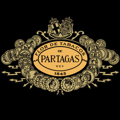 Partagas Black Label Pronto 5/6 Logo