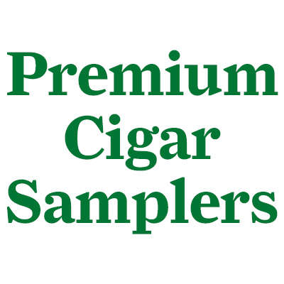 Premium Cigar Samplers