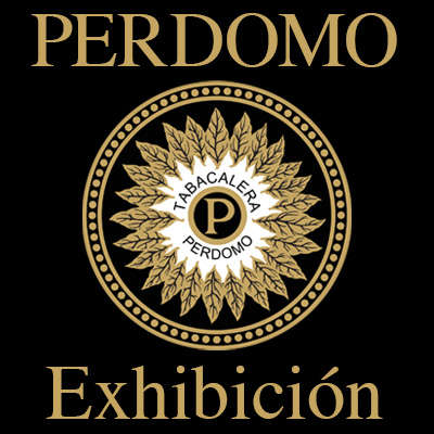 Perdomo Exhibicion Connecticut Double Robusto 5 Pack - CI-PEX-DROBN5PK - 75