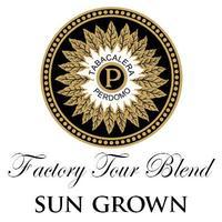 Perdomo Factory Tour Blend Sun Grown