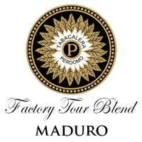 Perdomo Factory Tour Blend Maduro