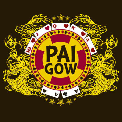 Pai Gow Churchill Logo