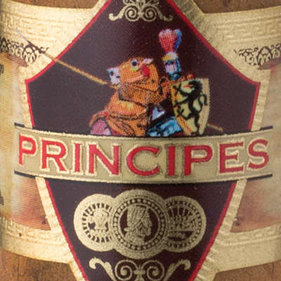 Principe Long Filler Robusto Logo