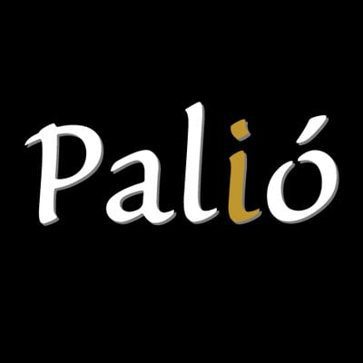 Palio Cigar Cutter Burl Wood Logo