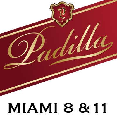 Padilla Miami 8/11 Torpedo Logo