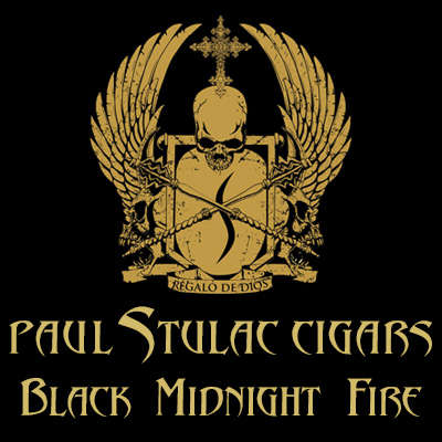 Paul Stulac Black Midnight Fire Toro 5 Pack - CI-PMF-TORN5PK - 400