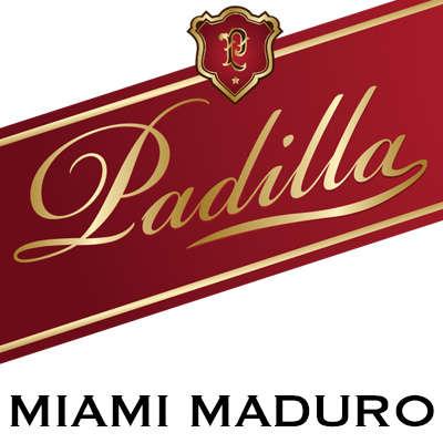 Padilla Miami Maduro Robusto - CI-PMM-ROBM - 400