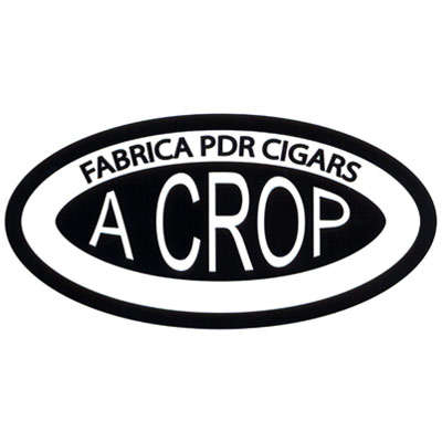 A-Crop Cuban Wheel Robusto Logo