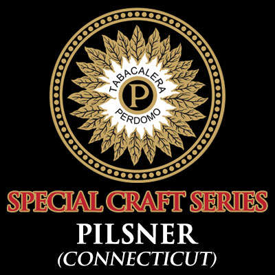 Perdomo Craft Series Pilsner Churchill Connecticut Logo