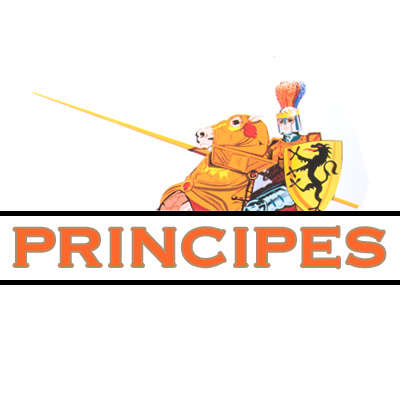 Principes Natural Logo