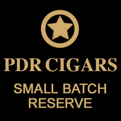 PDR Small Batch Reserve Churchill Logo