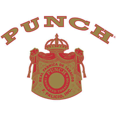 Punch Grilling 4 Cigar Sampler Logo
