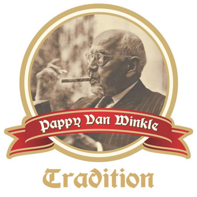 Pappy Van Winkle Tradition Coronita Logo