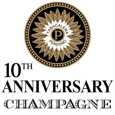 Perdomo Champagne Magnum Tubo 5 Pack - CI-PXC-MAGN5PK - 75