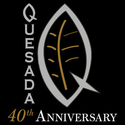 Quesada 40th Anniversary Robusto 5 Pack - CI-Q40-ROBN5PK - 400