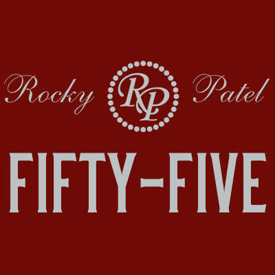 Rocky Patel Fifty-Five Titan Logo