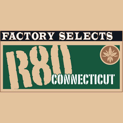 Rocky Patel Factory Selects R80 Robusto Logo