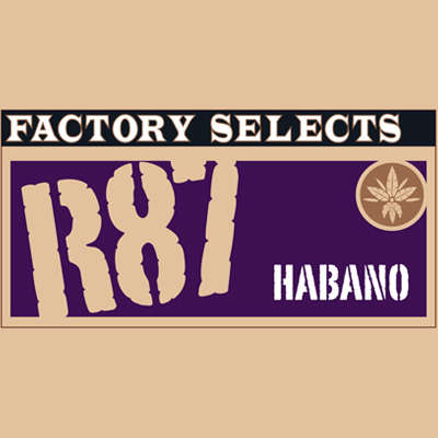 Rocky Patel Factory Selects R87 Logo