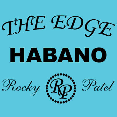 Rocky Patel The Edge Habano Toro Logo