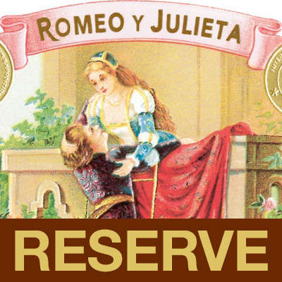 Romeo y Julieta Reserve Churchill Logo