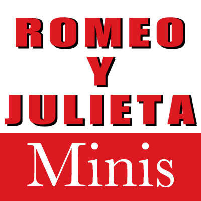 Romeo y Julieta Mini Blue 5/20 Logo
