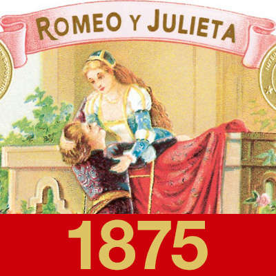 Romeo y Julieta 1875 Prologue Logo