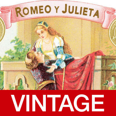 Romeo y Julieta Vintage No. 3 Logo