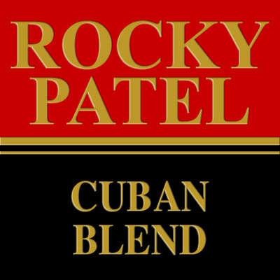 Rocky Patel Cuban Blend Toro Logo