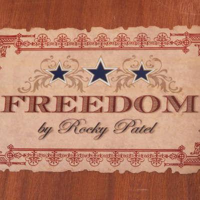 Rocky Patel Freedom Torpedo Logo