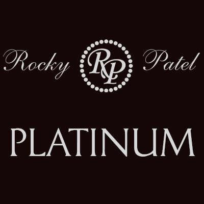 Rocky Patel Platinum Robusto Logo