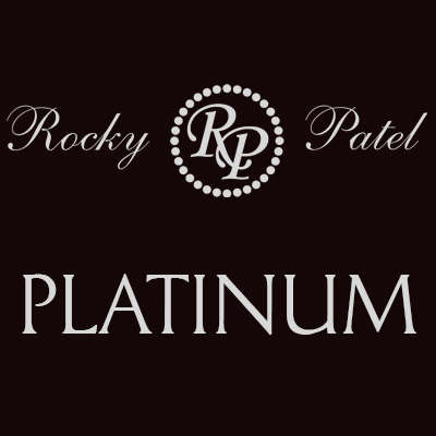 Rocky Patel Platinum Robusto 5 Pack Logo
