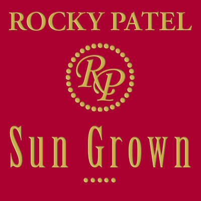 Rocky Patel Sun Grown Juniors (10/5) Logo
