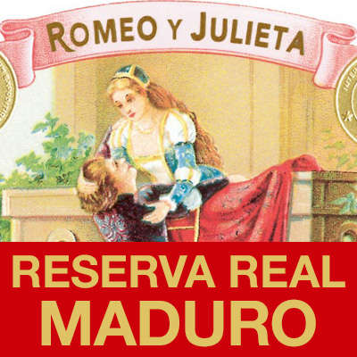 Romeo y Julieta Reserva Real Robusto 5 Pack Logo