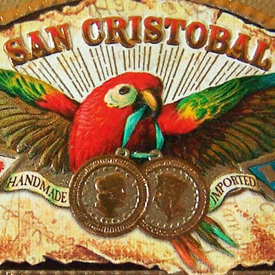 San Cristobal 60 Ring Assortment Logo