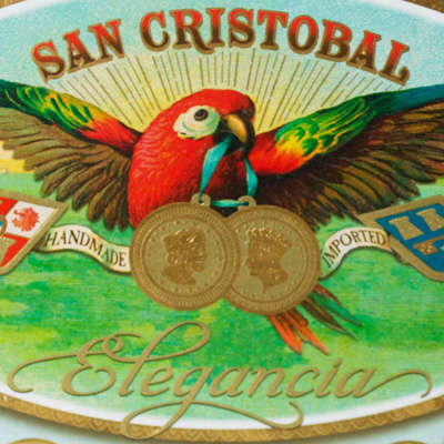 San Cristobal Elegancia Churchill Logo